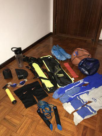 Pack a ecessórios para desporto