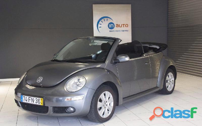 VW New Beetle Cabriolet 1.9 TDI cabrio 4000€