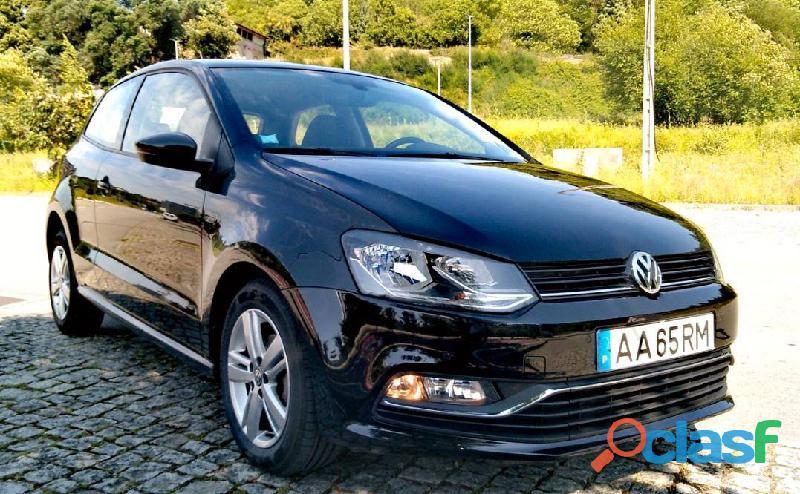 VW Polo 1.4Tdi Bluemotio 90c 3700€