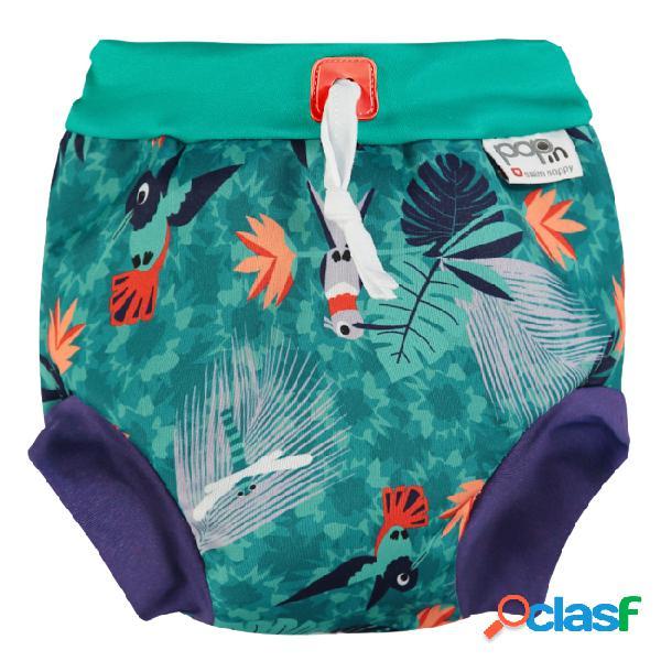 Close parent hummingbird calções de banho tamanho xxl