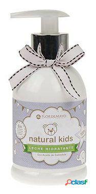 Natural kids crianças natural leite hidratante 260 ml 260 ml