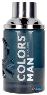 Benetton cores preto man eau de toilette vapor 100 ml