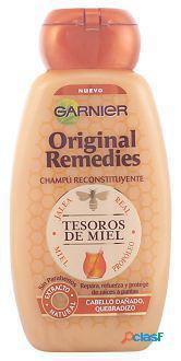 Original remedies champô original tesouros de mel de 250 ml 250 ml