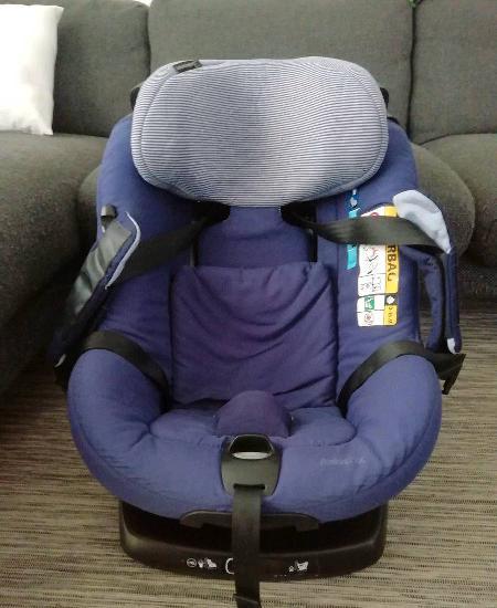Cadeira auto axissfix bebéconfort (0-19kg)