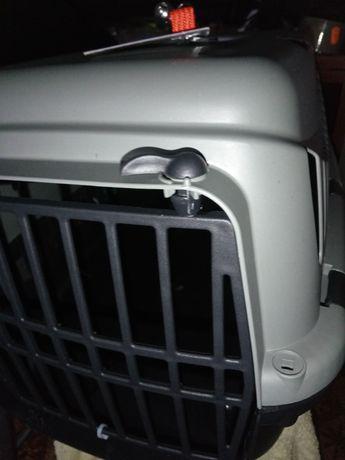 Caixa transportadora para gatos médio pequeno