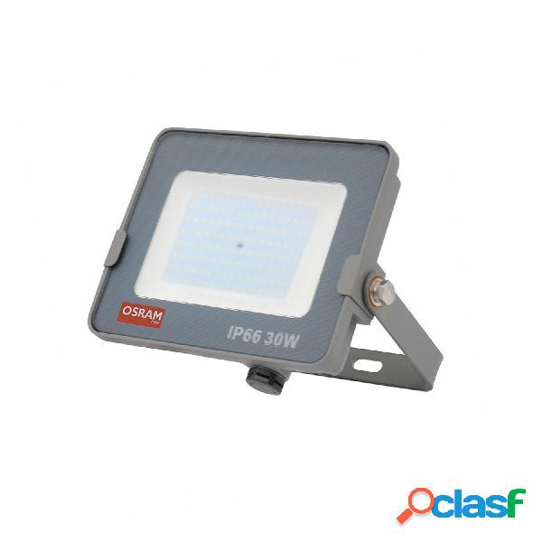 Projetor led chipled osram pro 30w branco quente. loja online ledbox. iluminação exterior led > projetores led