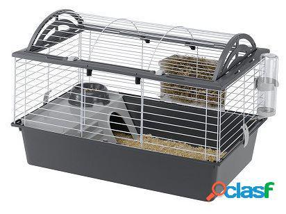 Gaiola para coelhos e porquinhos da índia casita ferplast