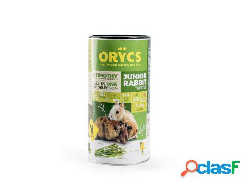 Alimento natural para conejos junior 1.4 kg miniorycs