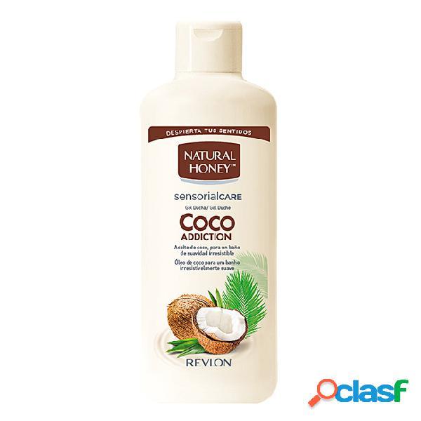 Natural honey coco addiction gel de duche 650ml