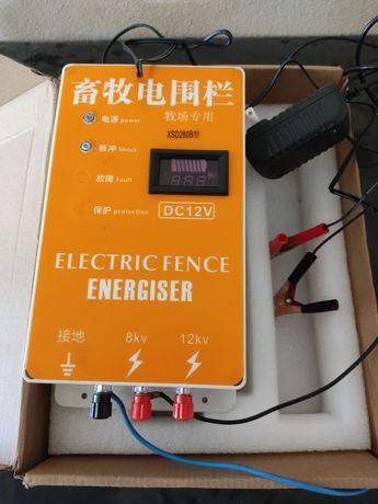 Cerca elétrica para animais
