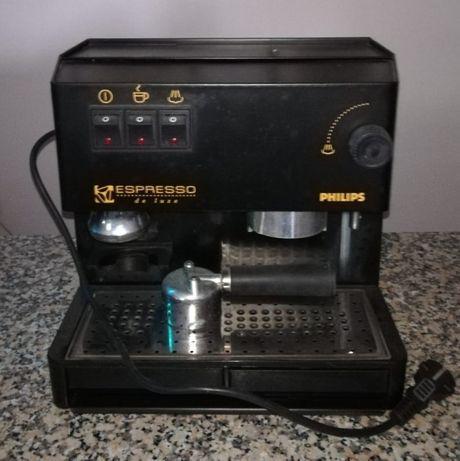 Máquina de café philips com moinho