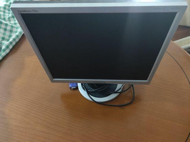 Vendo monitor samsung syncmaster 710n