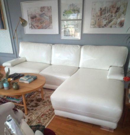 Sofá chaise–longue