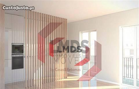 Apartamentos t1 - novos - ramalde
