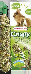 Crispy sticks pradaria verde 2 versele laga