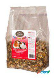 Happy mix comida para cobayas 3 kg deli nature