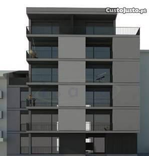 Apartamento t2 com excelente varanda, no...