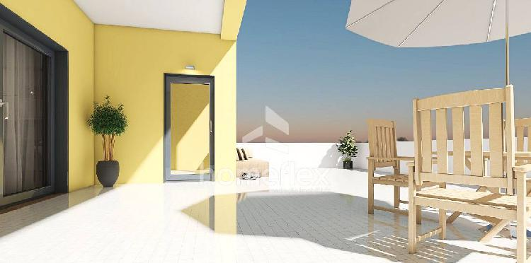 Apartamento t3, com terraço privativo!