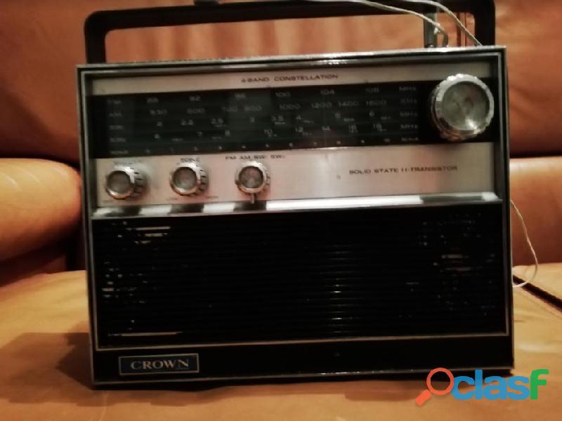 Rádio antigo   colecionadores 1