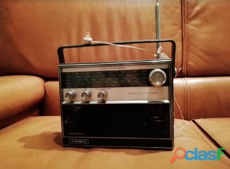 Rádio antigo   colecionadores 2