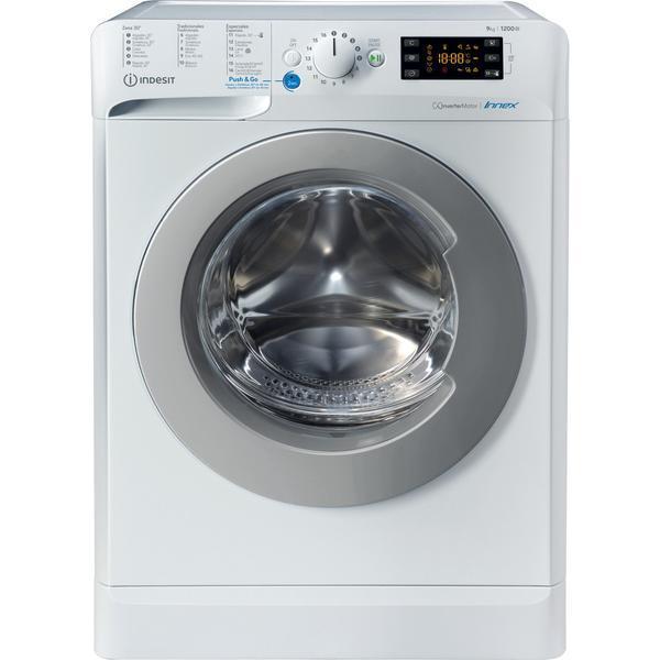 Máquina lavar roupa indesit bwe 91284x ws spt n 9kg 1200rpm