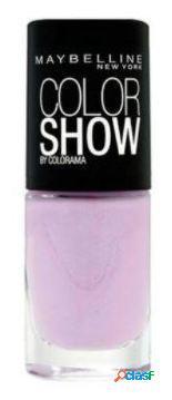 Maybelline esquema de cores nail laquer 150 mauve kiss 7 ml