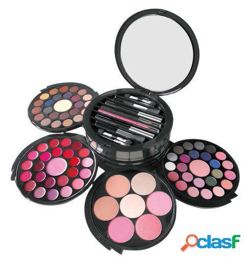 Mya cosmetics mala de maquilhagem profissional a cores