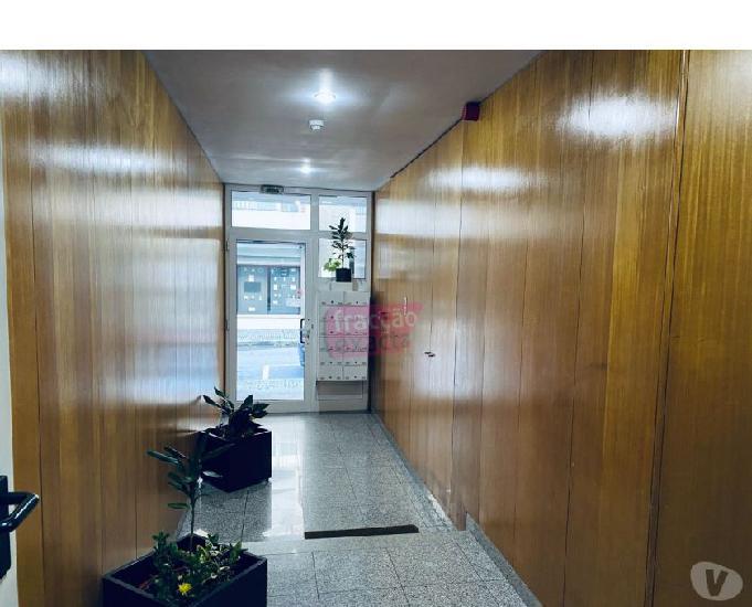 T2 junto corte inglês, aquecimento, suite, garagem box
