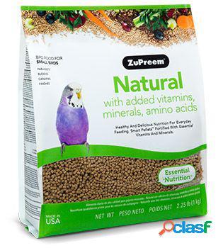Mistura natural para periquitos 9.7 kg zupreem
