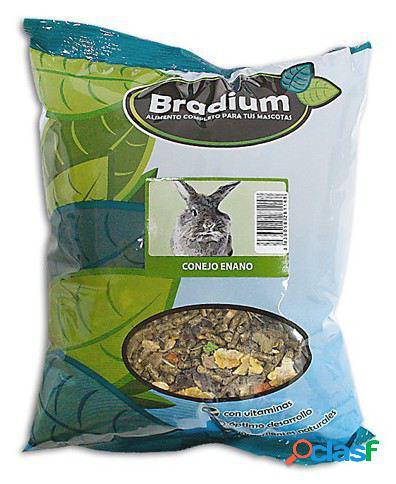 Coelhos anões bradium mixtura 3'5kg (grande) 3.5 kg bradium