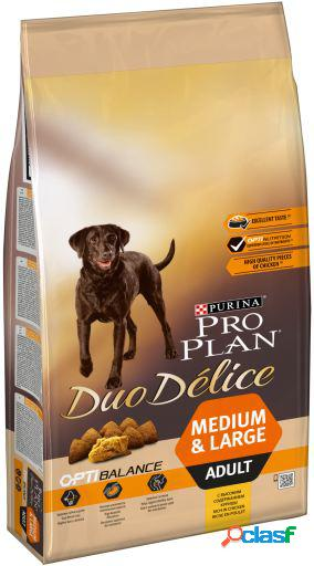 Duo délice adult frango 10 kg pro plan