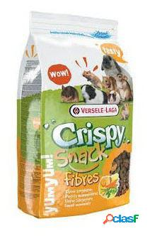 Fibras de snack crocante 650 gr versele laga