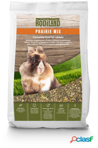 Mistura natural para coelhos rabbit praire mix 1 kg rodiland