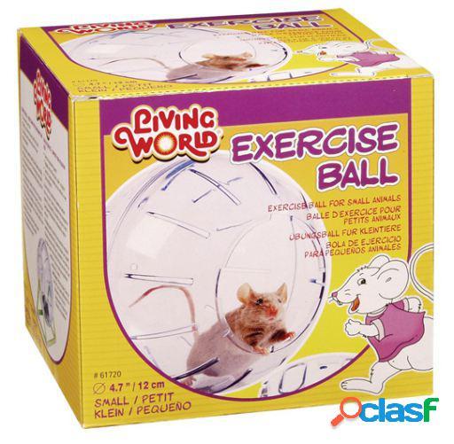 Exercício bola lw para hamsters living world