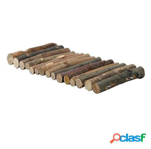 Flexível madeira registros lw pq living world