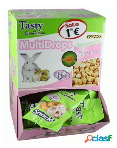 Cenoura multidrops, 60 gramas 60 gr sandimas