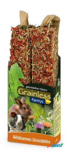 Jr grainless farmys cardo flor 140 gr jr farm
