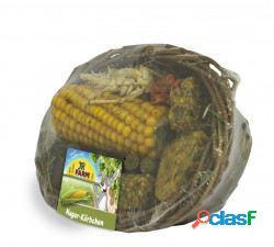 Cesta de roedores snacks jr para roedores 150 gr jr farm