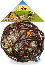 Jr snacks roedores hay bale ball 80 gr jr farm