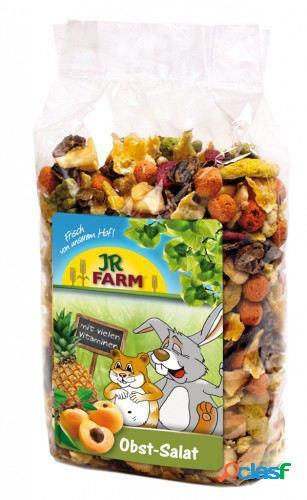Jr snacks roedores salada de frutas 200 gr jr farm