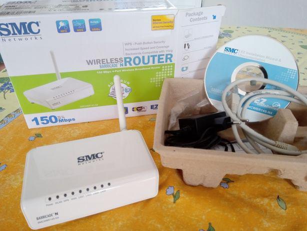 Router smc 150 mbps