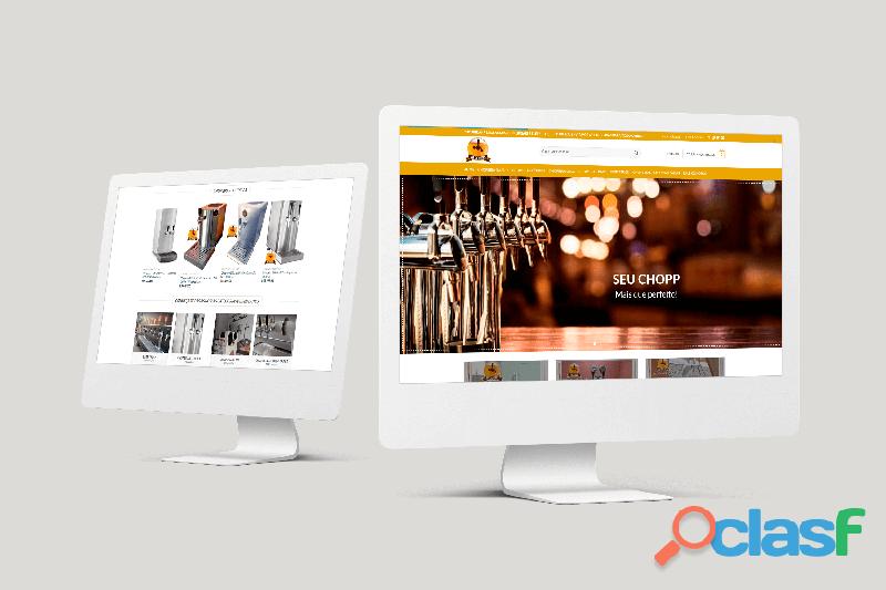 Criação de Sites | Lojas Online | Páginas de Vendas | Iscas Digitais 2