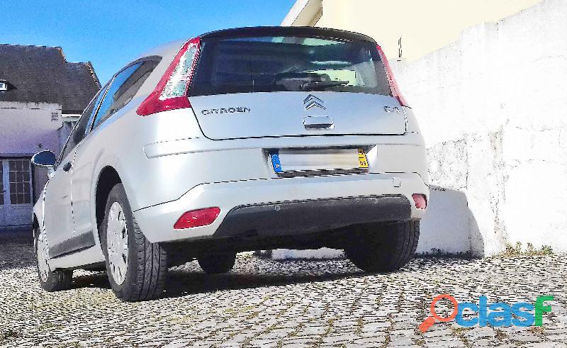 Citroën C4 1600 HDi   Comercial   2 lugares
