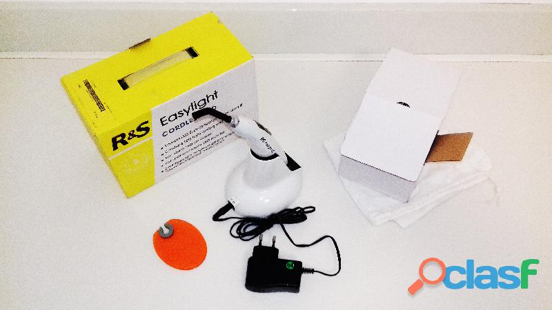 Fotopolimerizador LED Easylight R&S