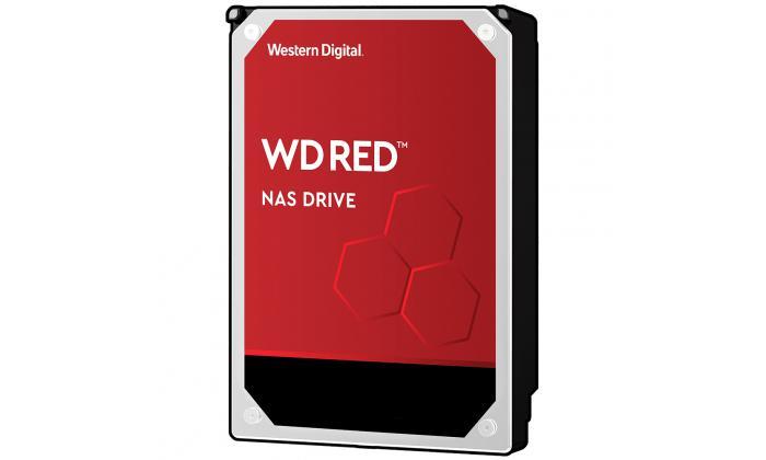 Disco rígido 3.5'' western digital red 10tb 5400rpm 256mb