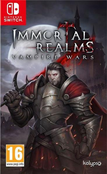 Jogo switch immortal realms vampire wars