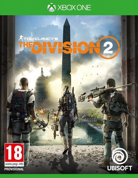 Jogo xbox one the division 2