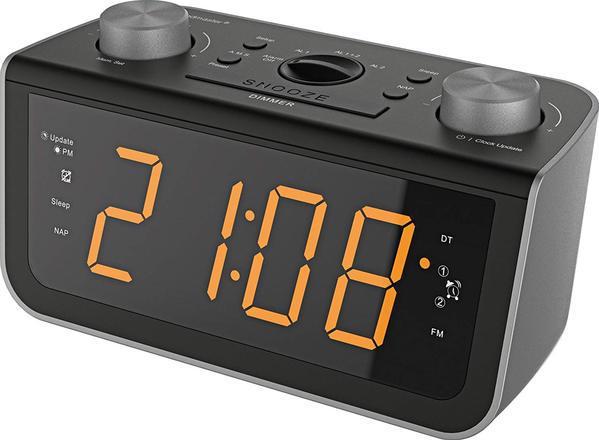 Rádio despertador soundmaster fur5005