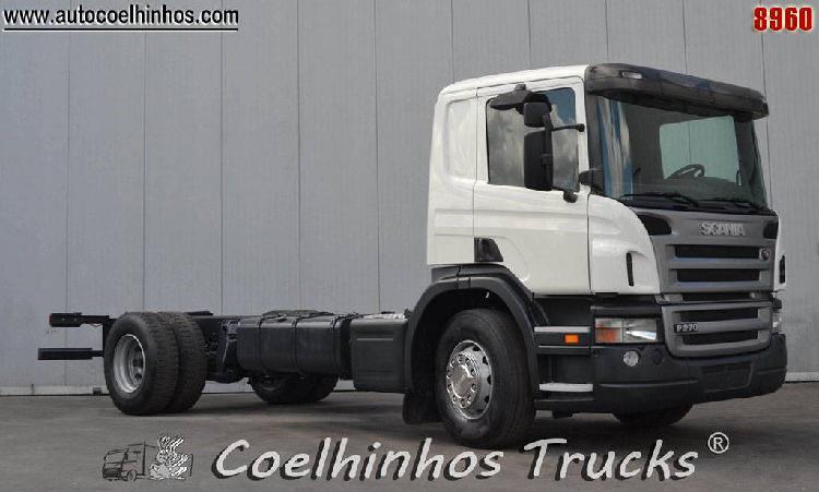 Scania p 270 para venda - portugal