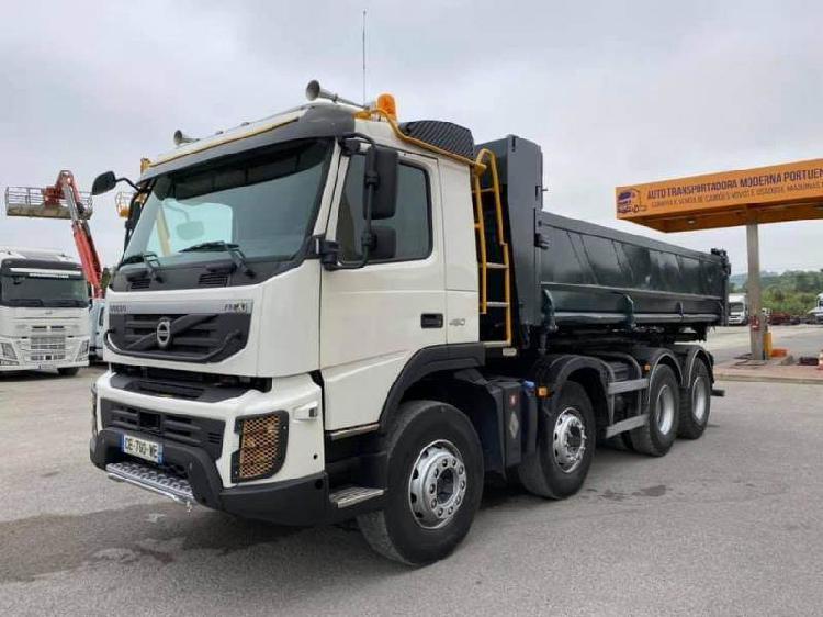 Volvo fmx 450 para venda - portugal